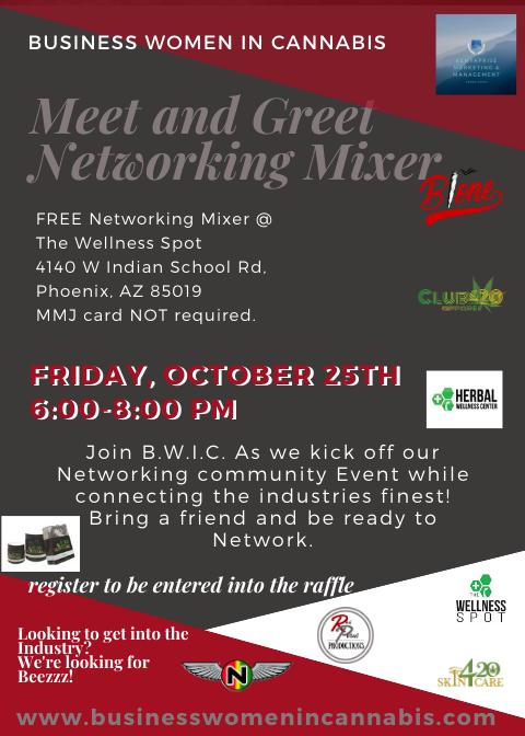 Meet and Greet Network Mixer