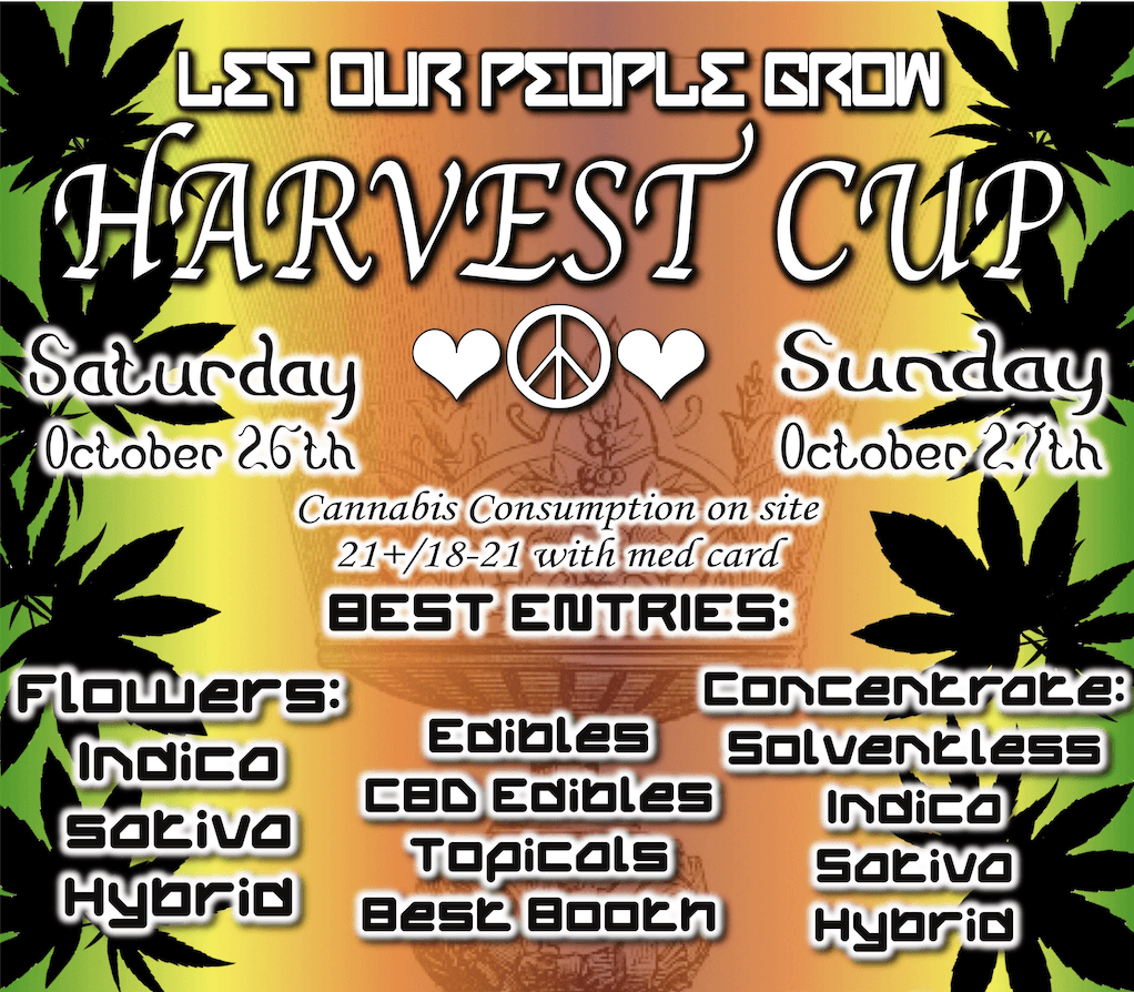 Let Our People grow 🍁Harvest Cup Festival🏆