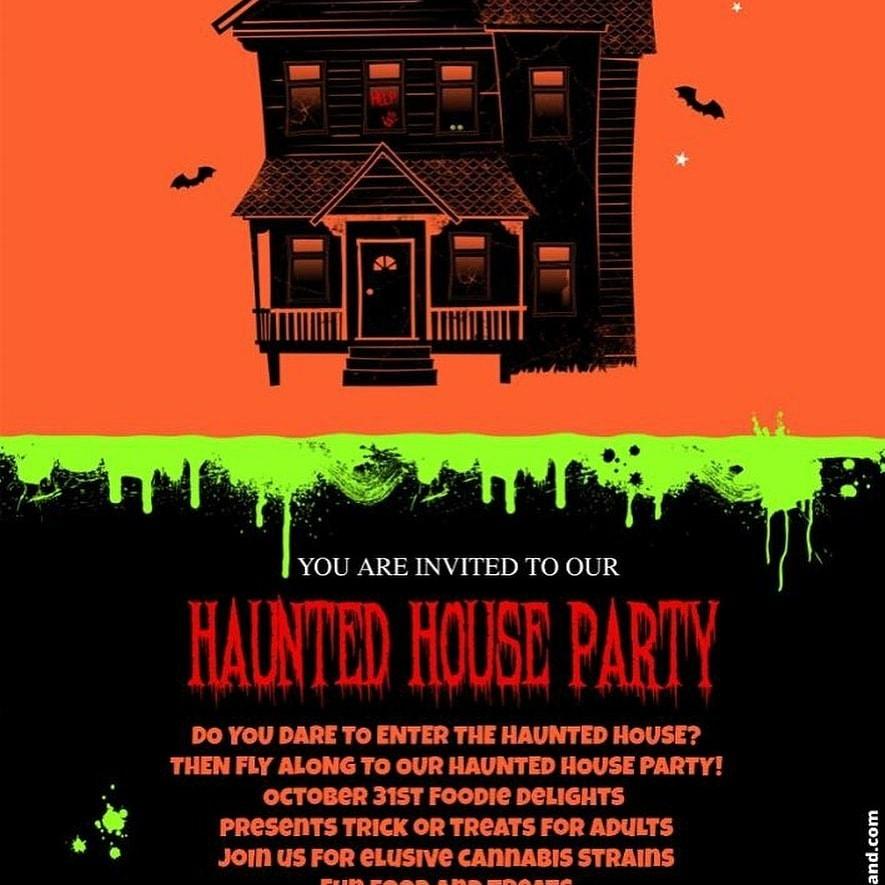 Smokey Haunted House