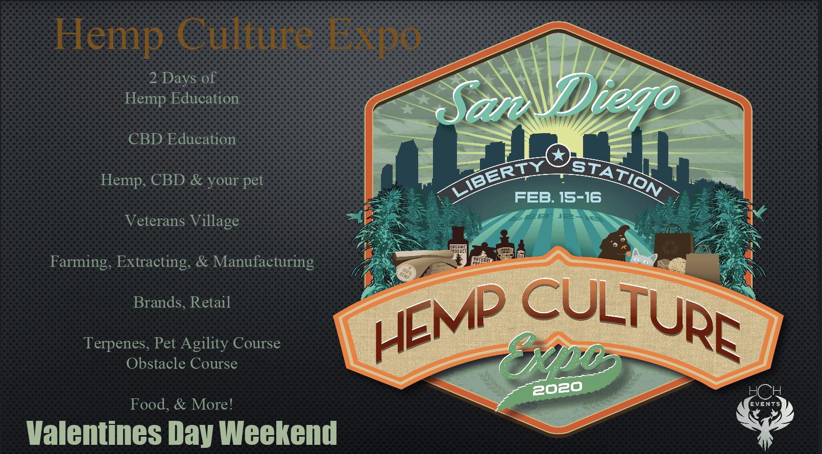 Hemp Culture Expo (Sponsorship)
