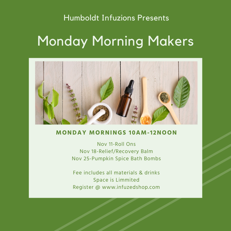 Monday Morning Makers
