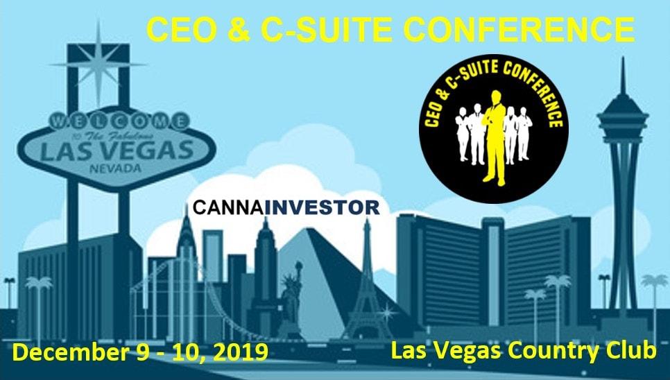 CEO & C-Suite Cannabis Conference