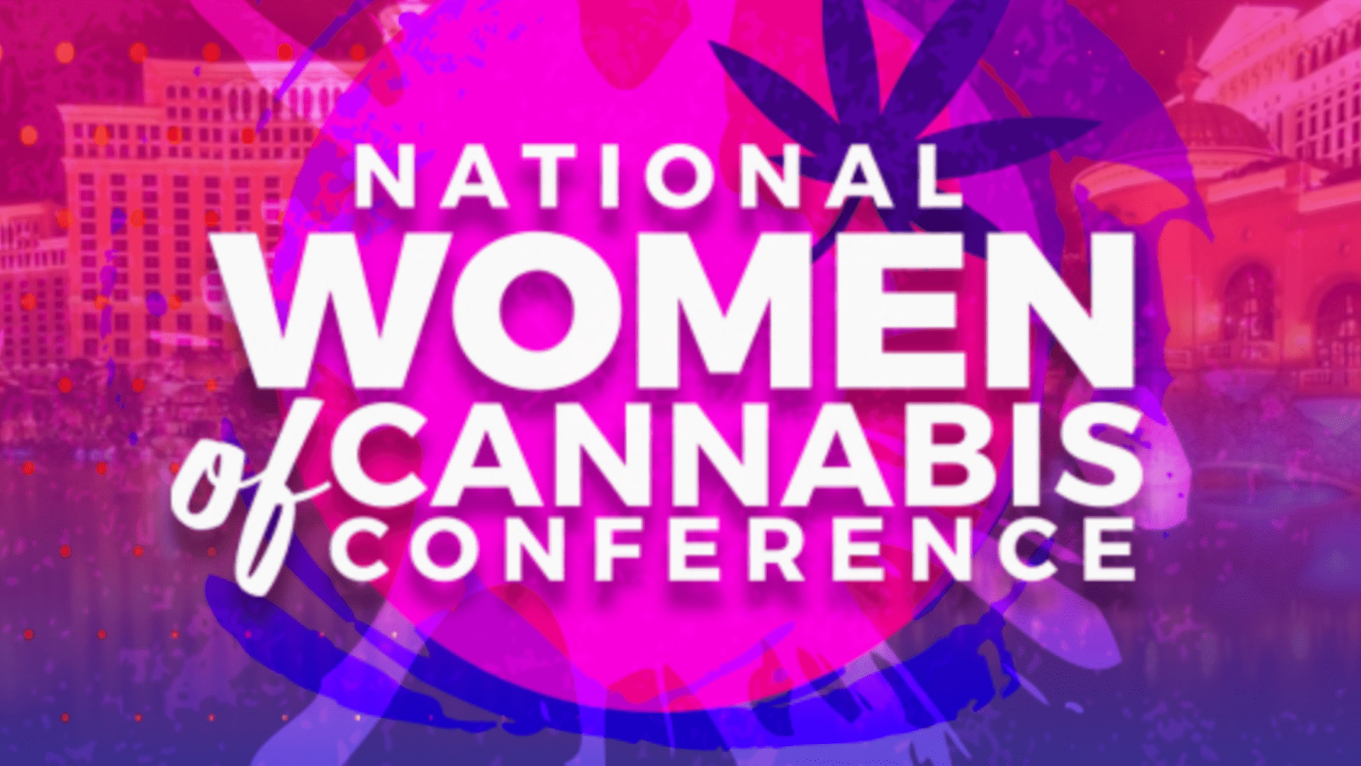 National Women of Cannabis Conference (Master Class Tickets)