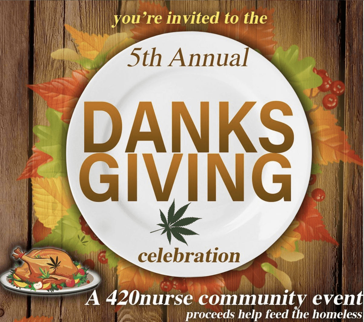 Danksgiving 5th Annual 420Nurses