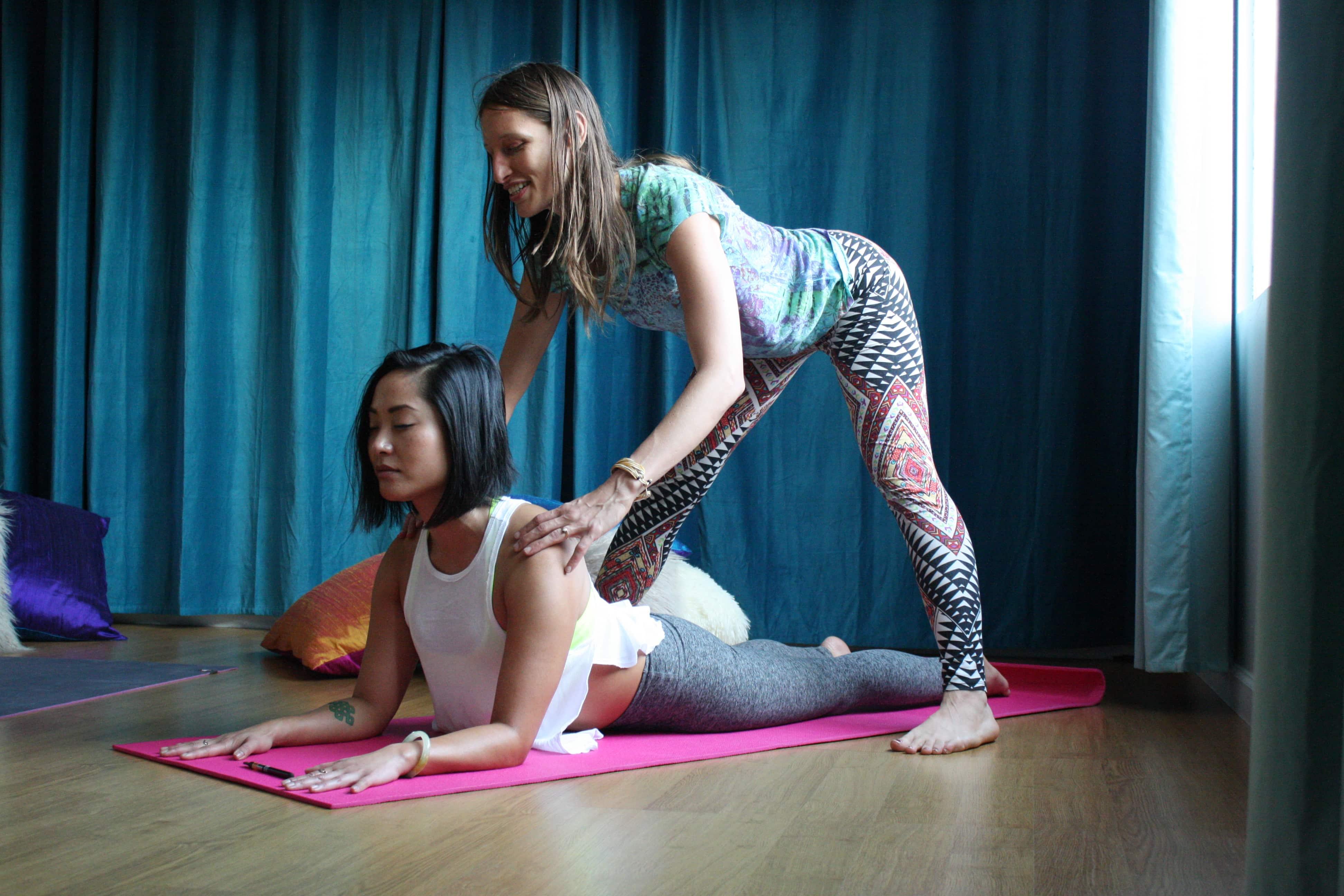 Ganja Yoga San Diego with Dee Dussault