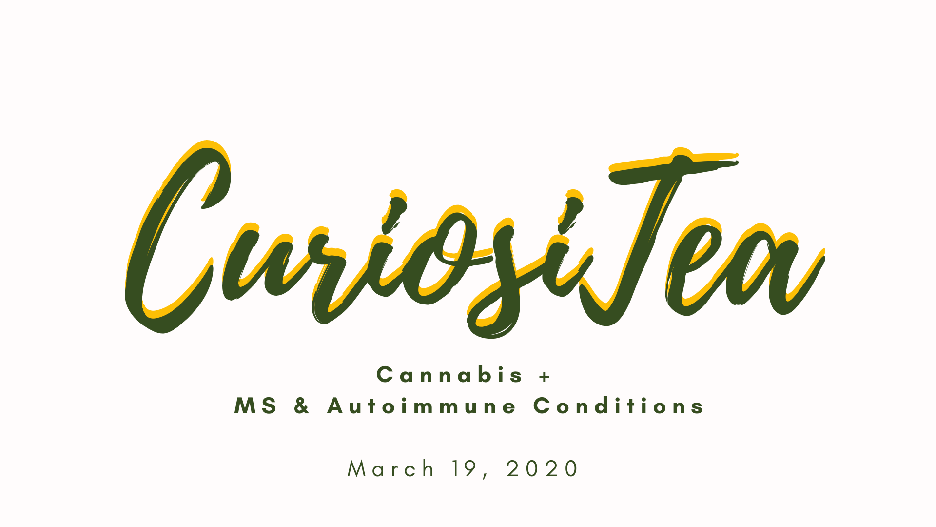 Curiositea: Cannabis + MS & Autoimmune Conditions