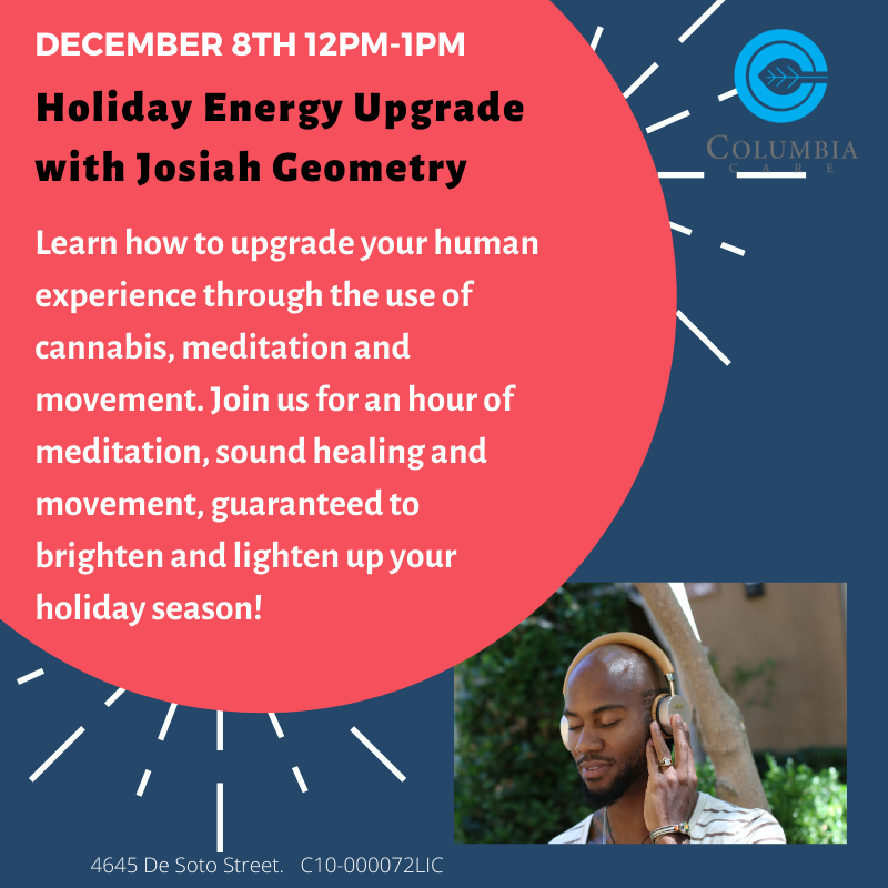 Holiday Energy Upgrade with Josiah Geometry