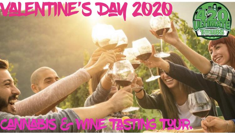 Cannabis & Wine Tasting Tour