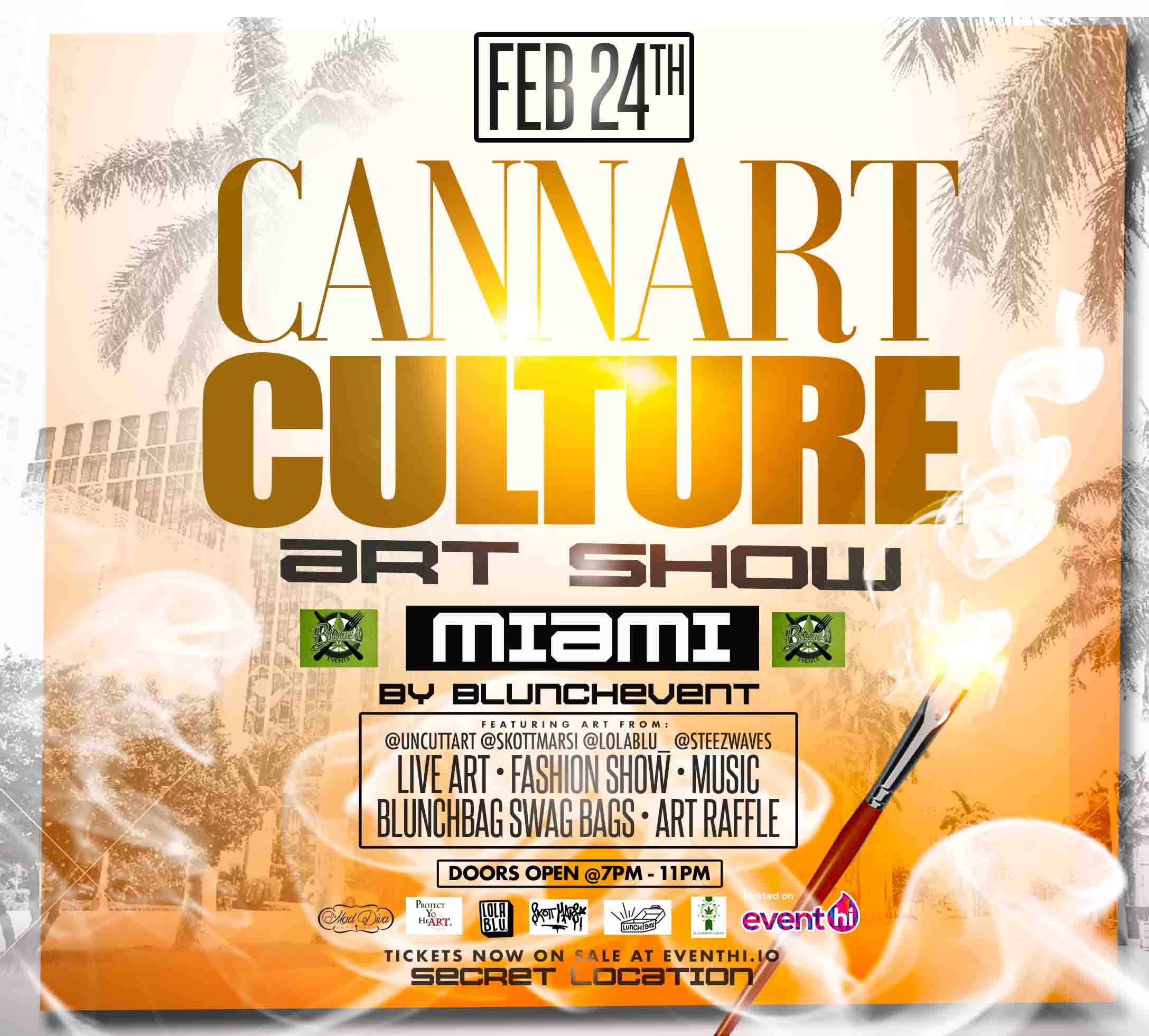 CannART Culture Art Show by BLUNCHevent