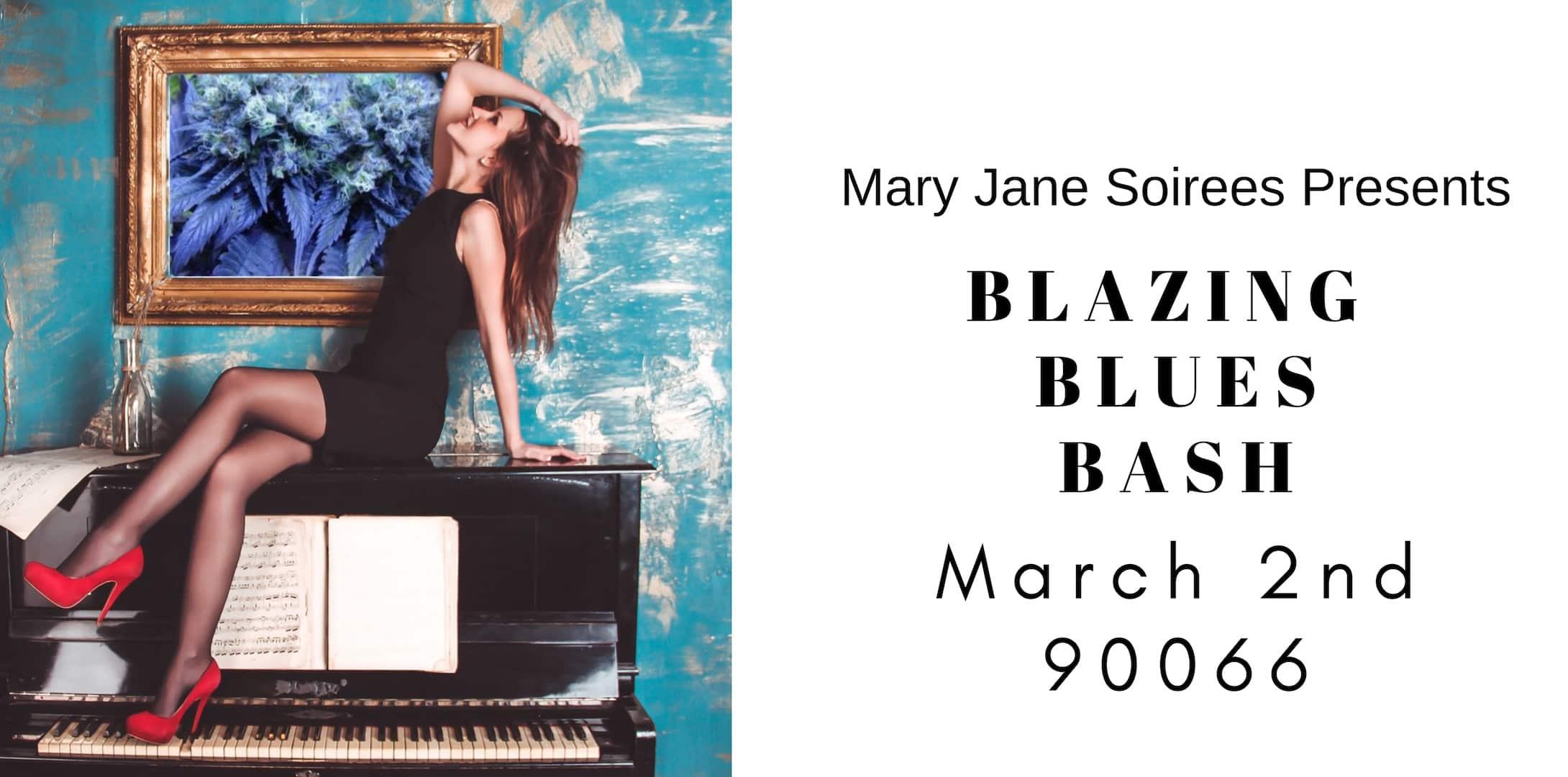 Blazing Blues Bash