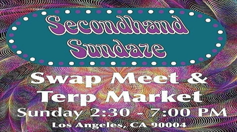 Secondhand Sundaze Terp Market 2/17
