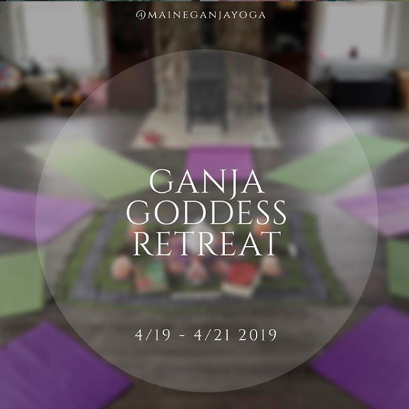 4/20 Ganja Goddess Women's Retreat