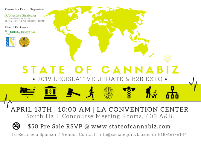 State of Cannabiz 2019 Los Angeles