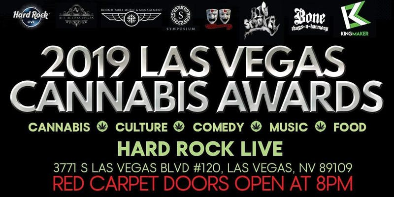LAS VEGAS CANNABIS AWARDS 2019