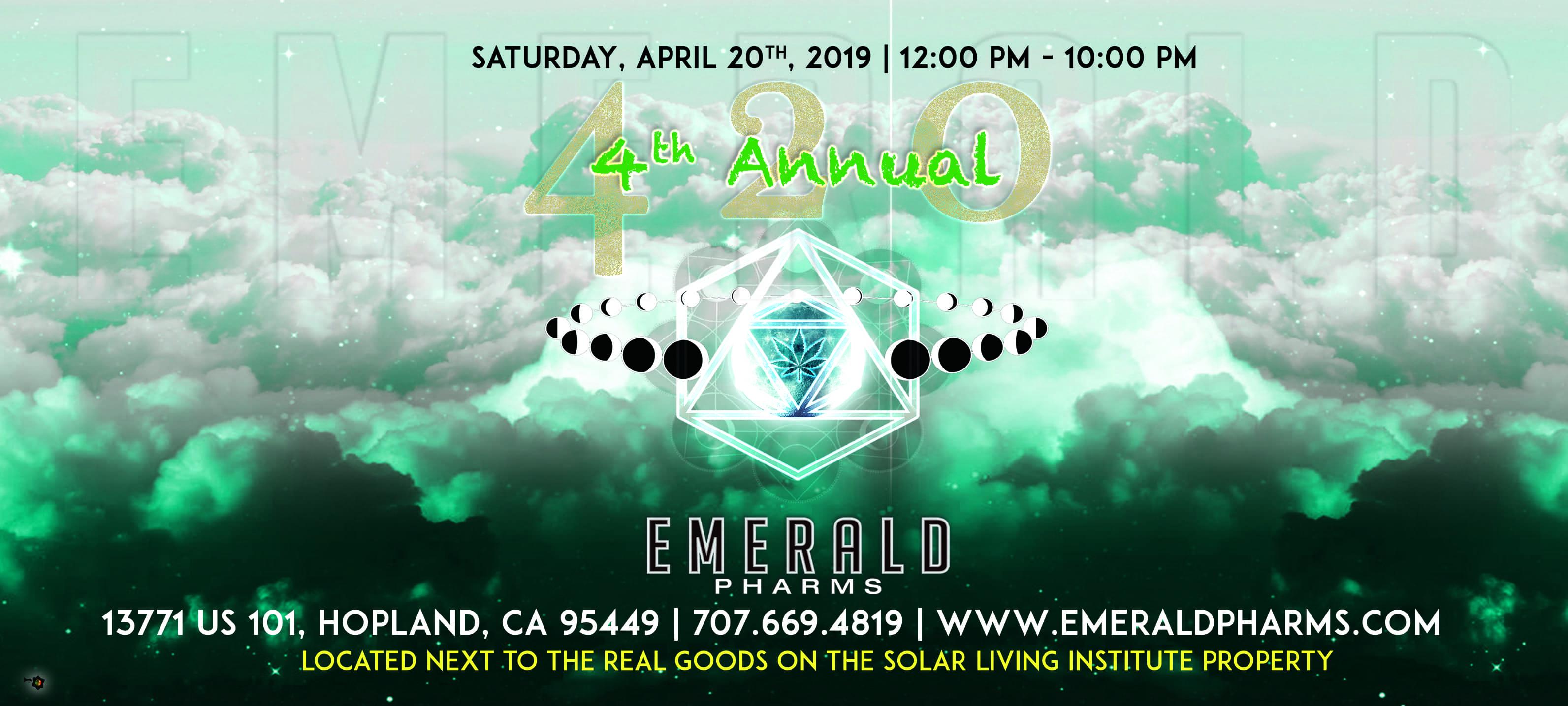 Emerald Pharms 4/20 Festival