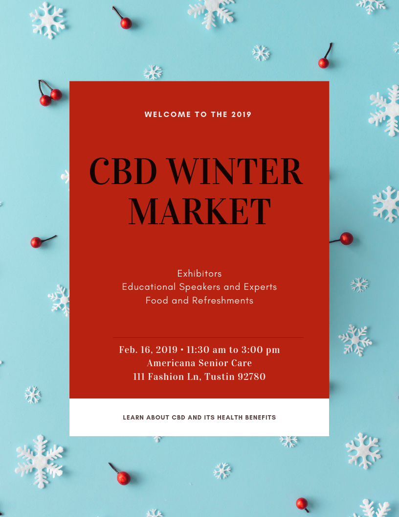 CBD 2019 Winter Market