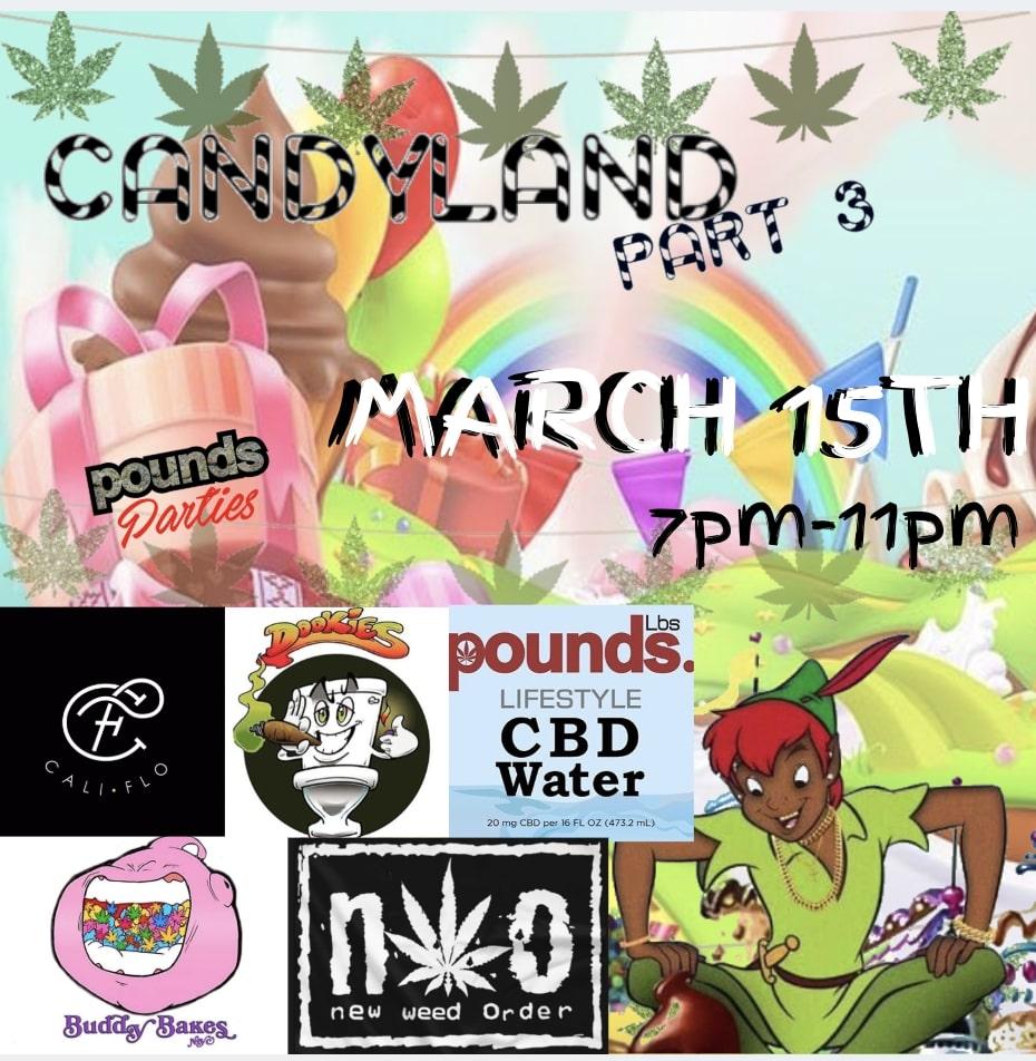 POUNDS. Candyland Pt 3
