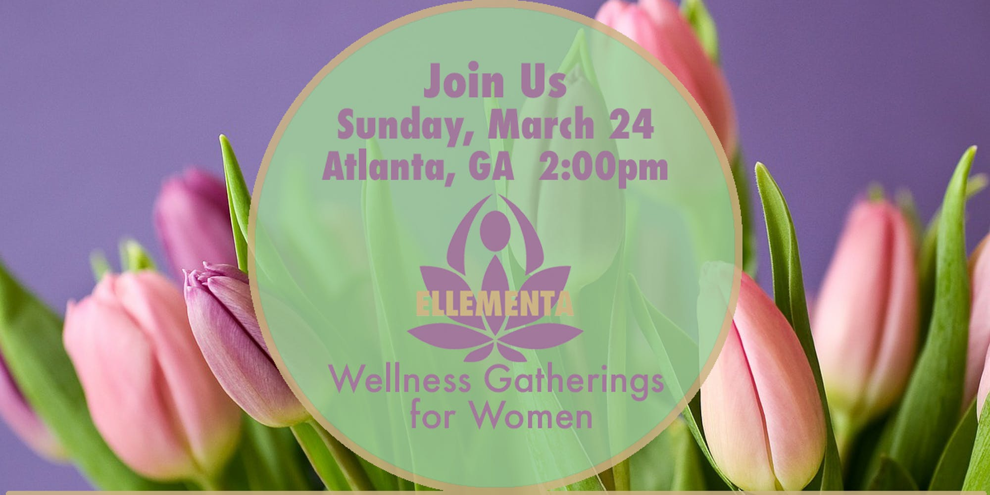 Ellementa Atlanta : Why Cannabis Works for Women