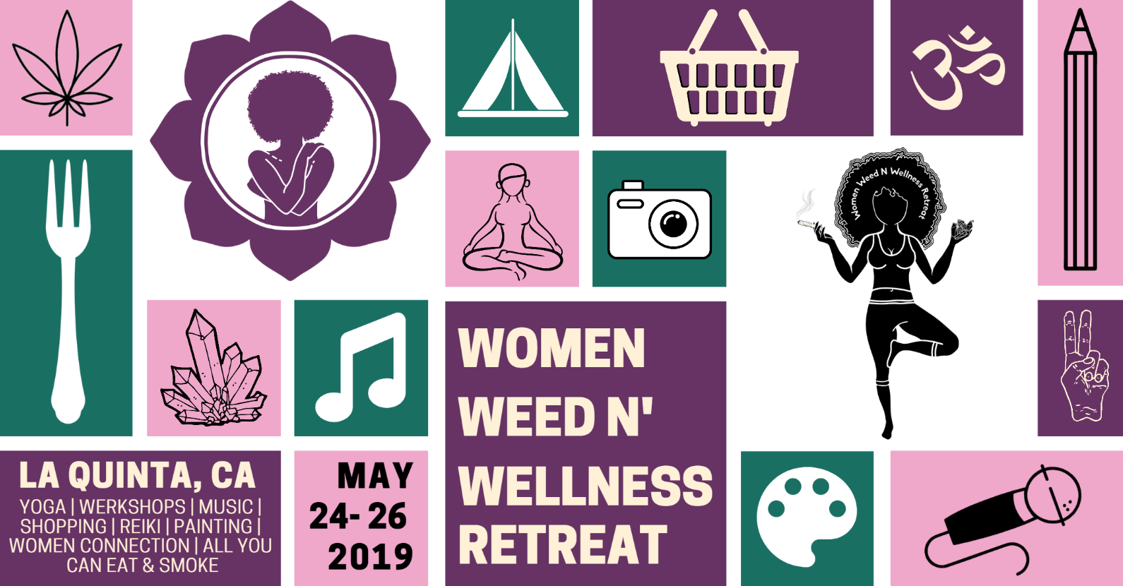 Women Weed n Wellness Retreat