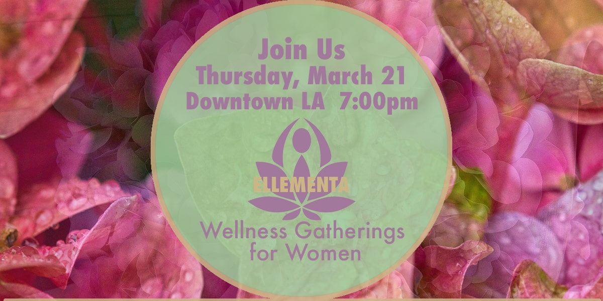 Ellementa Downtown Los Angeles: Cannabis for Women's Sexual Wellness