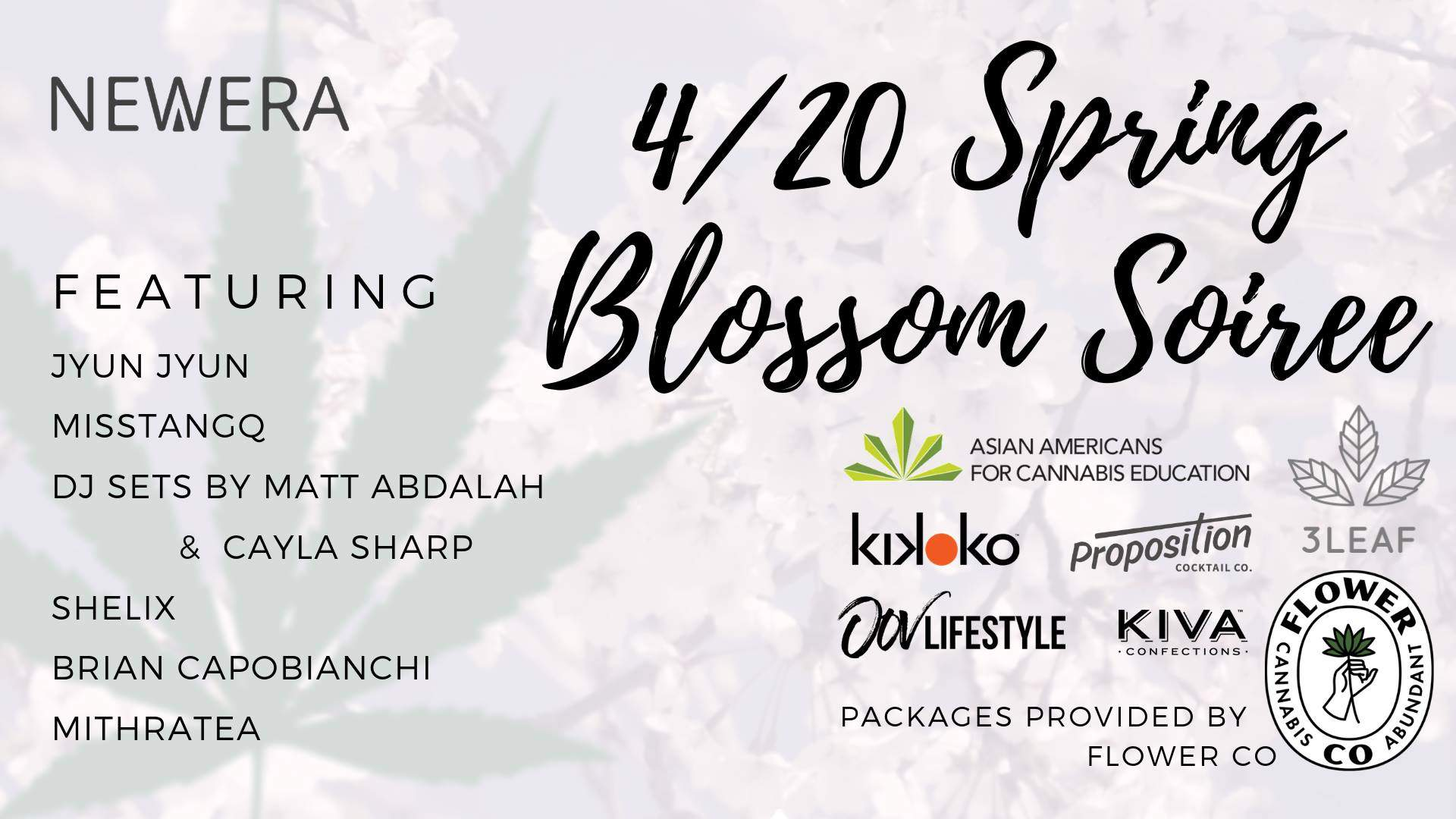 420 Spring Blossom Soiree