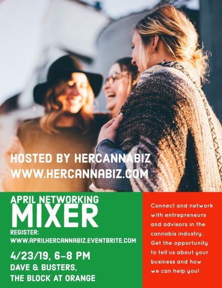 April: HerCannabiz Business Networking Mixer
