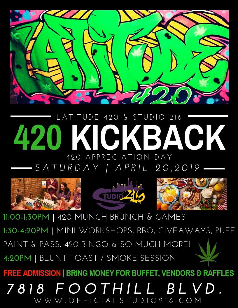 420 Kickback