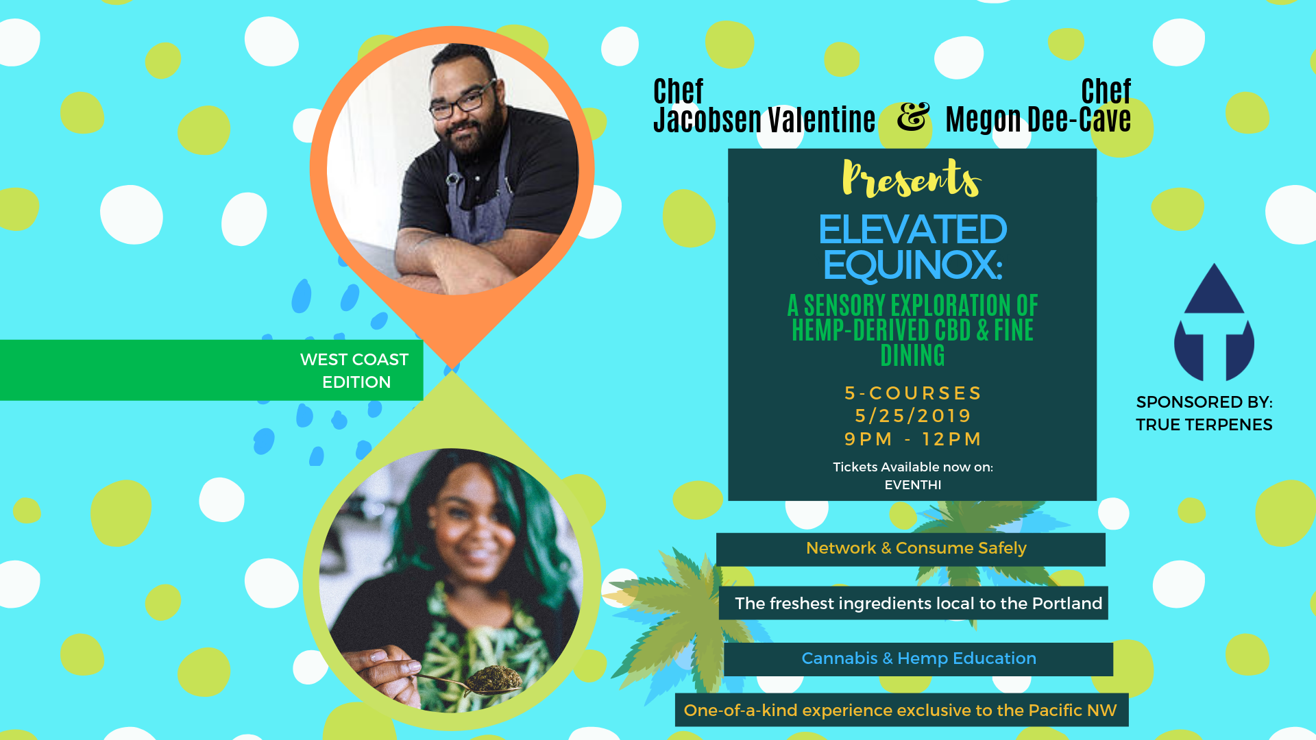 ELEVATED EQUINOX: A Sensory Exploration of Hemp-derived CBD and Fine Dining