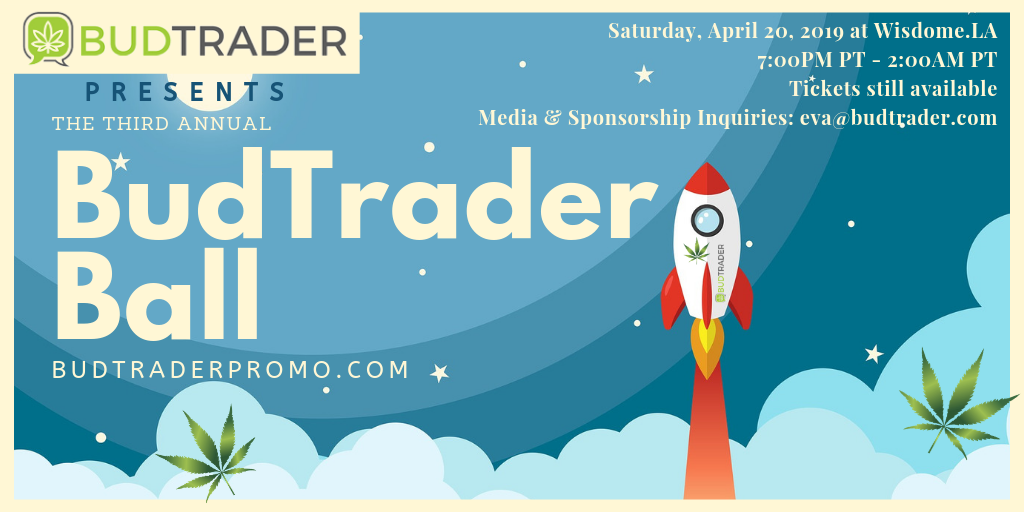 The Third Annual BudTrader Ball