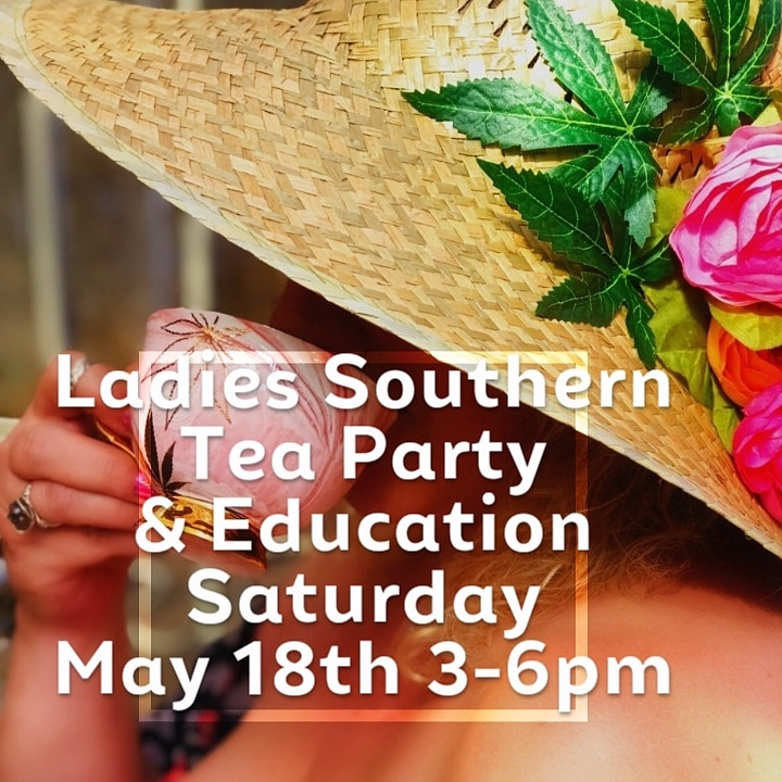 Southern Tea & Education Event
