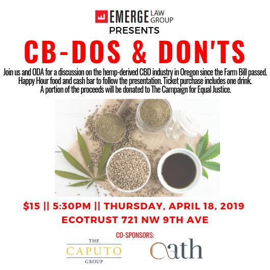 CB-Dos & Don'ts