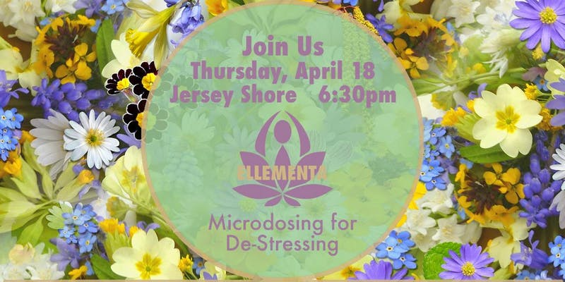 Ellementa Jersey Shore: De-Stressing Through Microdosing