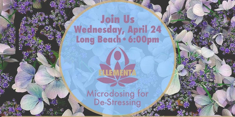 Ellementa Long Beach: Microdosing Cannabis to De-stress