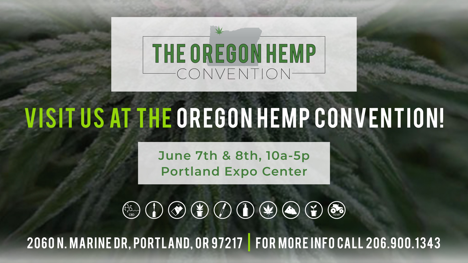 Oregon Hemp Convention 2019
