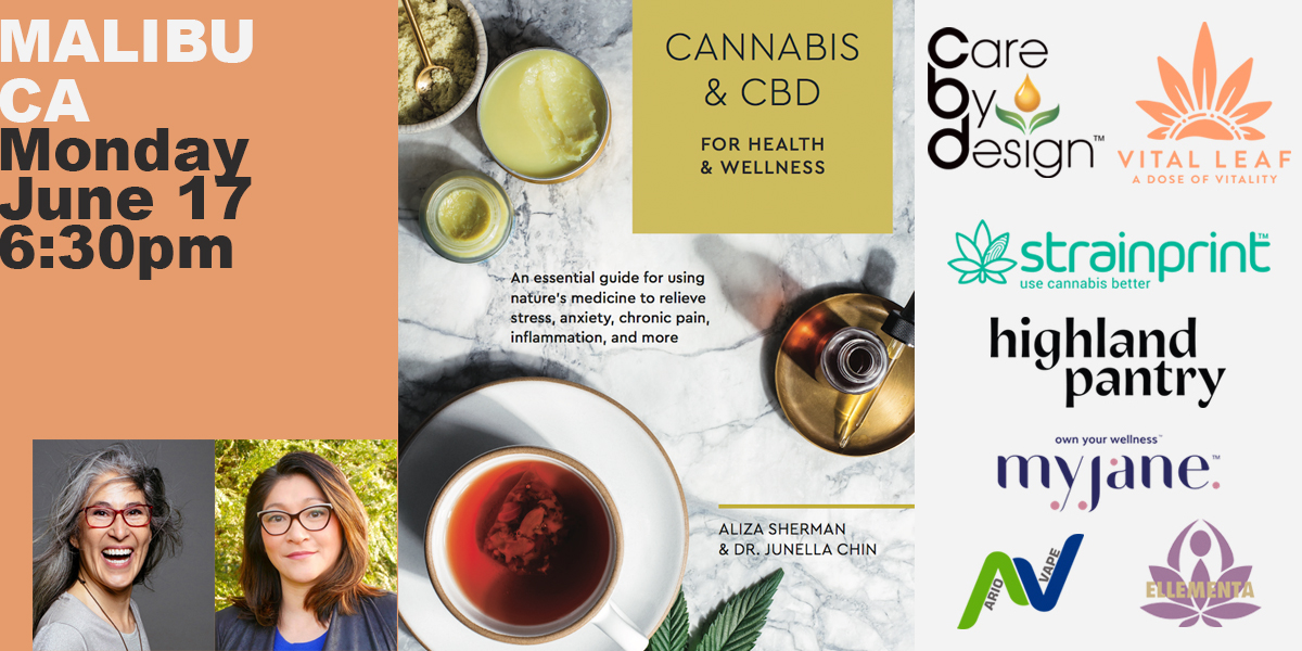 Ellementa Malibu: Cannabis and CBD Book Event