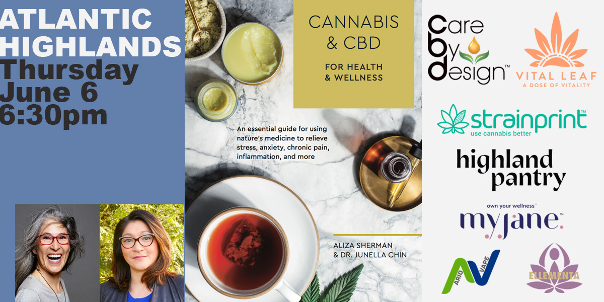 Ellementa Jersey Shore: Cannabis and CBD Book Event