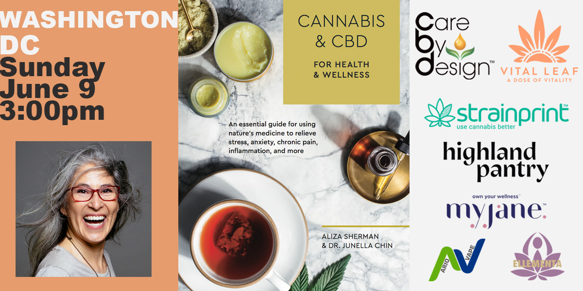 Ellementa DC: Cannabis and CBD Book Event