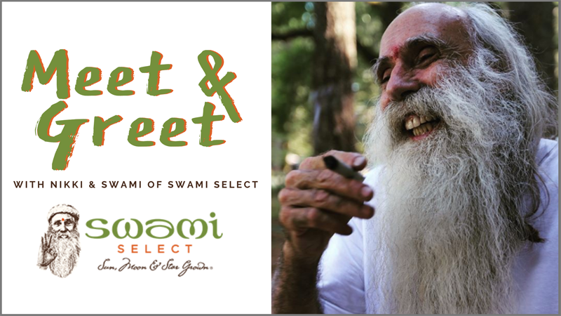 Swami Select In-Store Meet & Greet: Green America in Perris, CA