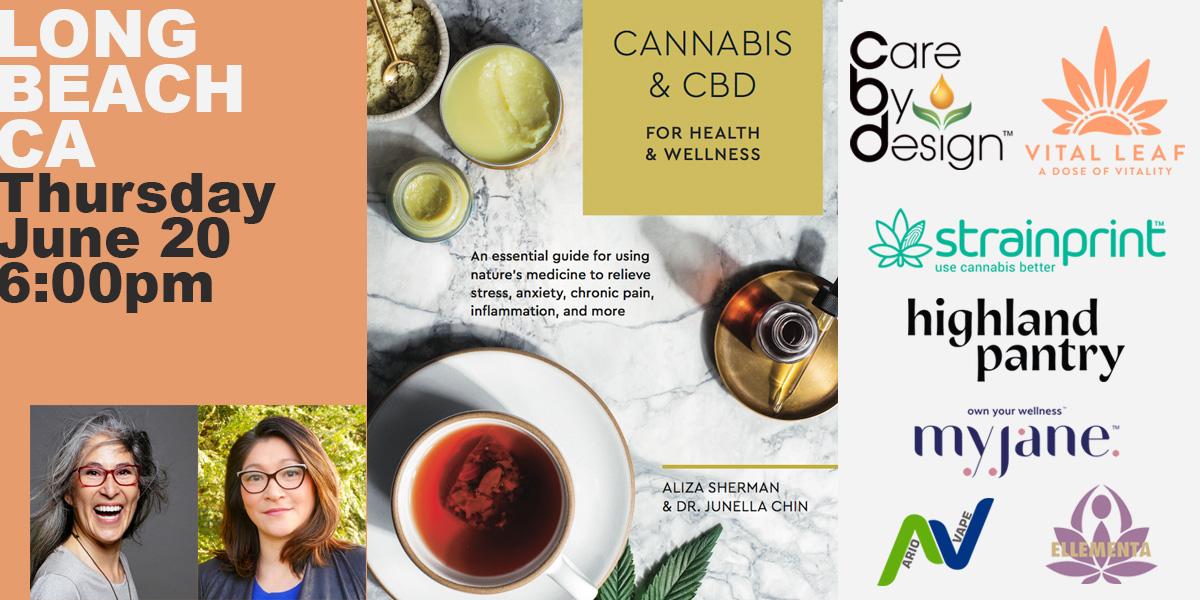 Ellementa Long Beach: Cannabis and CBD Book Event