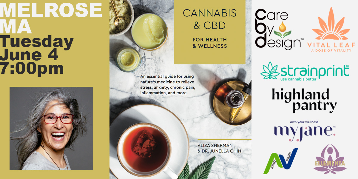 Ellementa Melrose (Boston): Cannabis and CBD Book Event