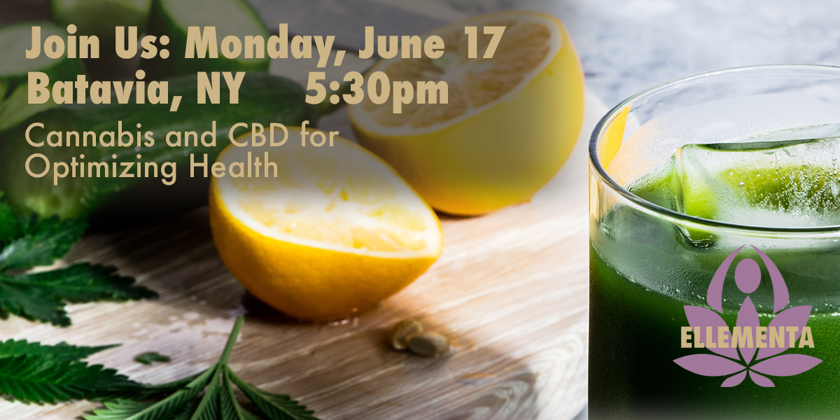 Ellementa Batavia: Cannabis and CBD for Optimizing Your Health