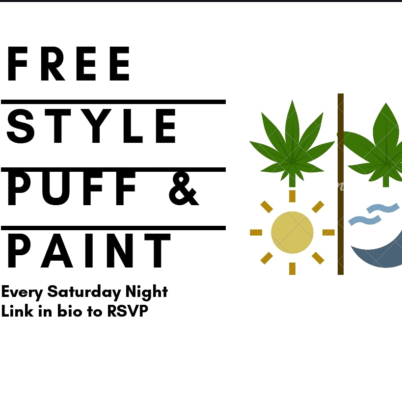 Free Style Puff & Paint