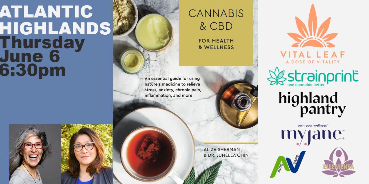 Ellementa Jersey Shore: Cannabis and CBD Book Event