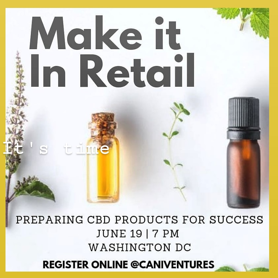 "Cannabiz Clinc - ""How to Make it in Retail"""