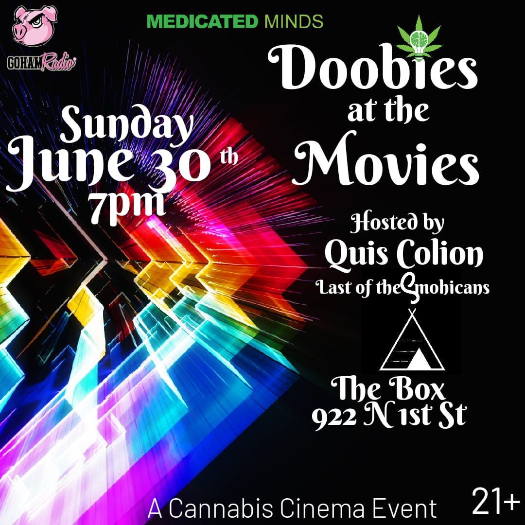 DOBBIES AT THE MOVIES!!
