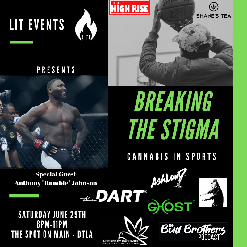 Breaking the Stigma of Cannabis in Sports