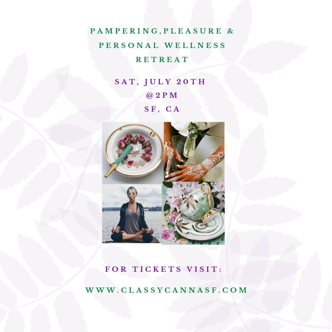 Pampering, Pleasure & Personal Wellness Retreat