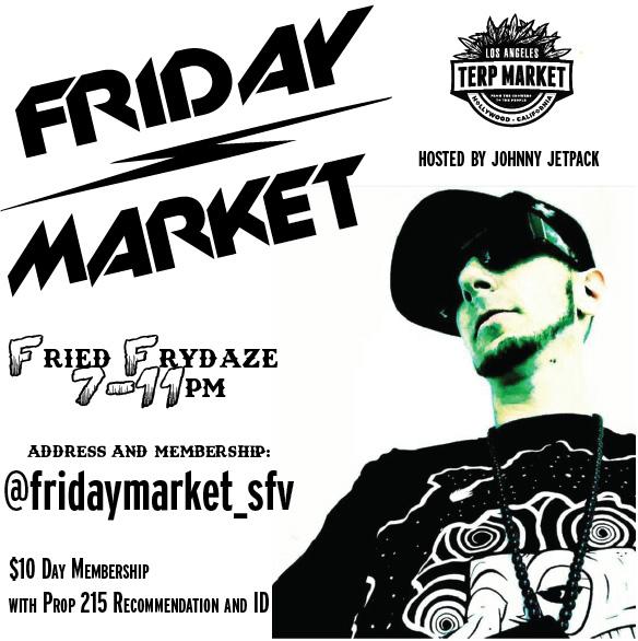 Friday Market Los Angeles Valley 6/28