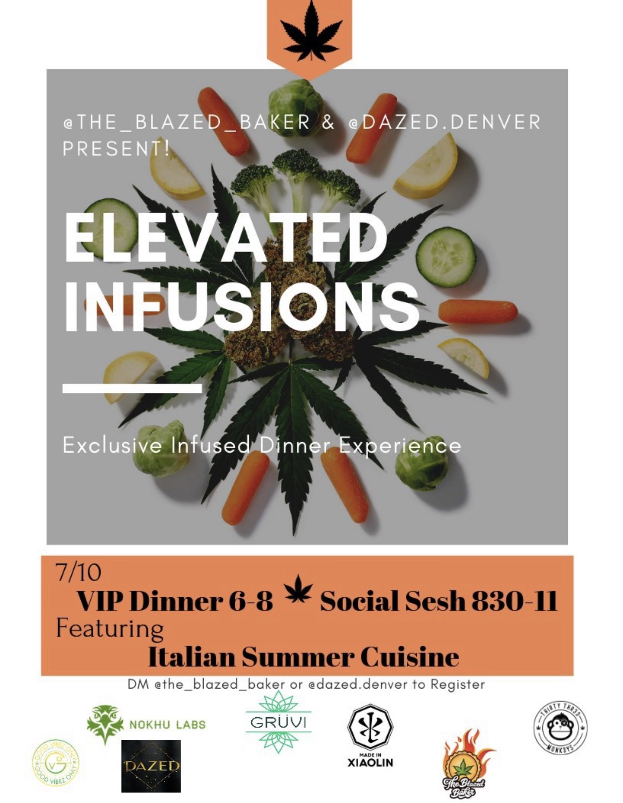 Elevated Infusions