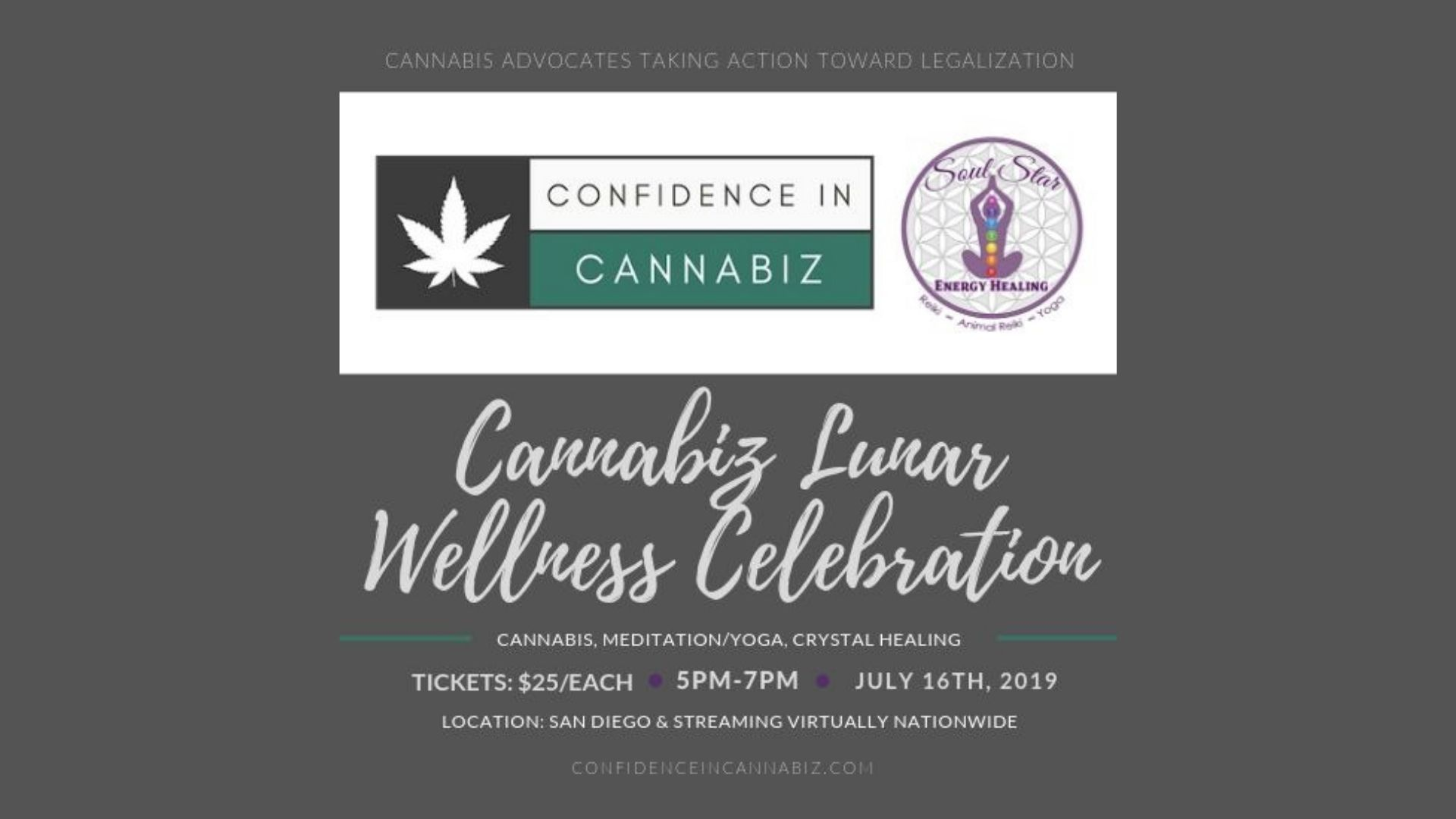 Cannabiz Lunar Wellness Celebration